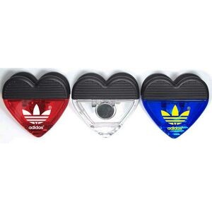 Large Heart Magnetic Memo Clip