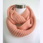 Custom Knitted Acrylic Infinity Scarf 24x10