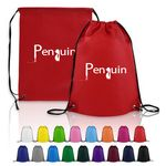 Custom Large Non-Woven Drawstring Backpack