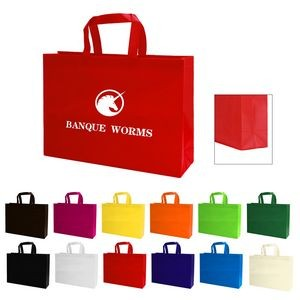 Heat Sealed Non-Woven Tote Bag