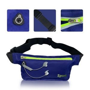 Elastic Waterproof Fanny Pack