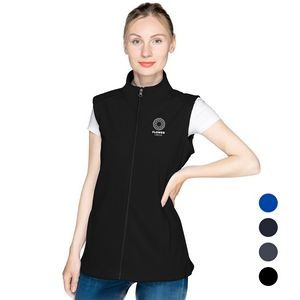 Ladies' Basic Fleece Vest