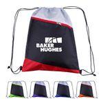 Custom Landon Sport Drawstring Backpack