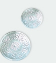 Custom Silver 1 1/4