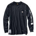 Custom Men's Carhartt Force Flame-Resistant Graphic Long Sleeve T-Shirt