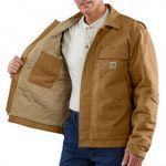 Custom Men's Carhartt Flame-Resistant Lanyard Access Jacket