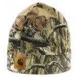 Custom Carhartt Camo Fleece Hat