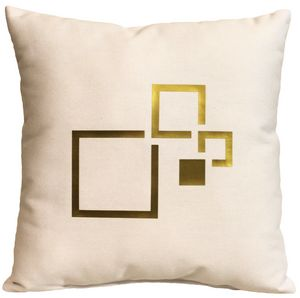 Cotton Throw Pillow (18x18)