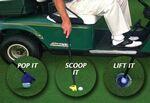 Custom Scramble Caddy Golf Ball Retriever