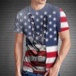 Custom Dye Sublimated T-Shirt