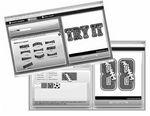 Custom CAD-PRINTZ Texture-Twill Number Effects Transfer - 10