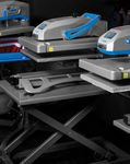 Custom Hotronix Air Fusion Heat Press (16