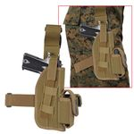 Custom Coyote Brown Tactical Holster (5