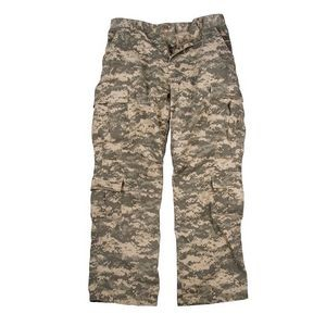 Army Digital Camouflage Vintage Paratrooper Military Fatigue Pants (3X-Large)