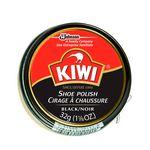Custom Kiwi Black Shoe Polish
