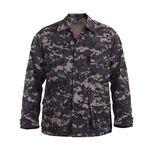 Custom Subdued Urban Digital Battle Dress Uniform Shirt (S to XL)