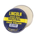 Custom USMC Lincoln Neutral Stain Was Shoe Polish