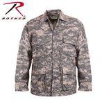 Custom Army Digital Camouflage Battle Dress Uniform Shirt (3XL)
