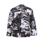 Custom City Camo Battle Dress Uniform Shirt (XS-XL)