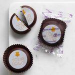 Custom Dark Chocolate Cookie