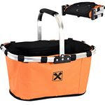 Custom 600D Polyester Collapsible Picnic Basket