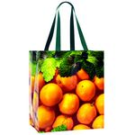 Custom Custom 125g Full Color Laminated Grocery Tote Bag