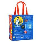 Custom Customized Laminated Non-Woven Tradeshow Bag 13