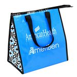 Custom 145g Laminated Woven Insulated Cooler Bag (12