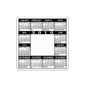 Full Color Magnetic Calendar or Sport Schedule