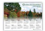 Custom Business Card Calendar (3.5