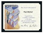 Custom 100 Lb. Linen Diploma/ Certificate