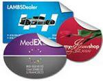 Custom Rectangle Label/ Stickers (4.25