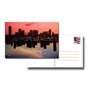 "16 Point Post Cards with Full UV Front & 4/4 Full Color (2.5""x2.5"")"
