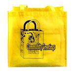 Custom NWTB-20166 Reusable Shopping Tote Bag / Non-Woven