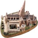 Custom 3D Miniature Building Replicas