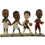 Custom Bobble Heads-- Basket Ball Team Bobble Head-Basket Ball Team