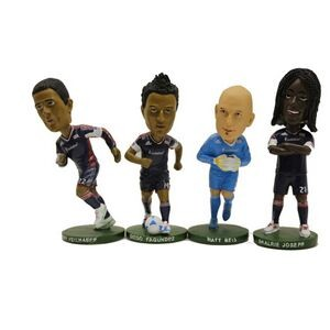 Bobble Heads--Soccer Ball Team
