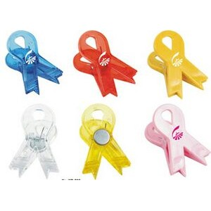 Ribbon Shaped Magnetic Clips