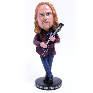 "Bobblehead 7"" Musical Figurine"