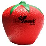 Custom Strawberry Stress Reliever