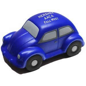 Blue Classic VW Bug Car Stress Reliever