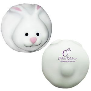 White Rabbit Stress Ball