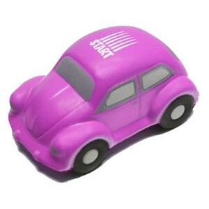 Pink Classic VW Bug Car Stress Reliever