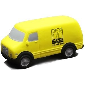 Yellow Van Stress Reliever