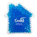 Custom House Hot/ Cold Pack with Gel Beads