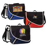 Custom Sporty Messenger Bag