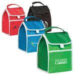 Custom Eco-Dot Lunch Tote Bag