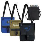 Custom Slim Tablet Messenger Bag