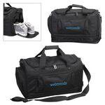 Custom Expandable Duffle Bag