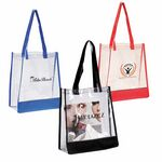 Custom Clear Tote Bag